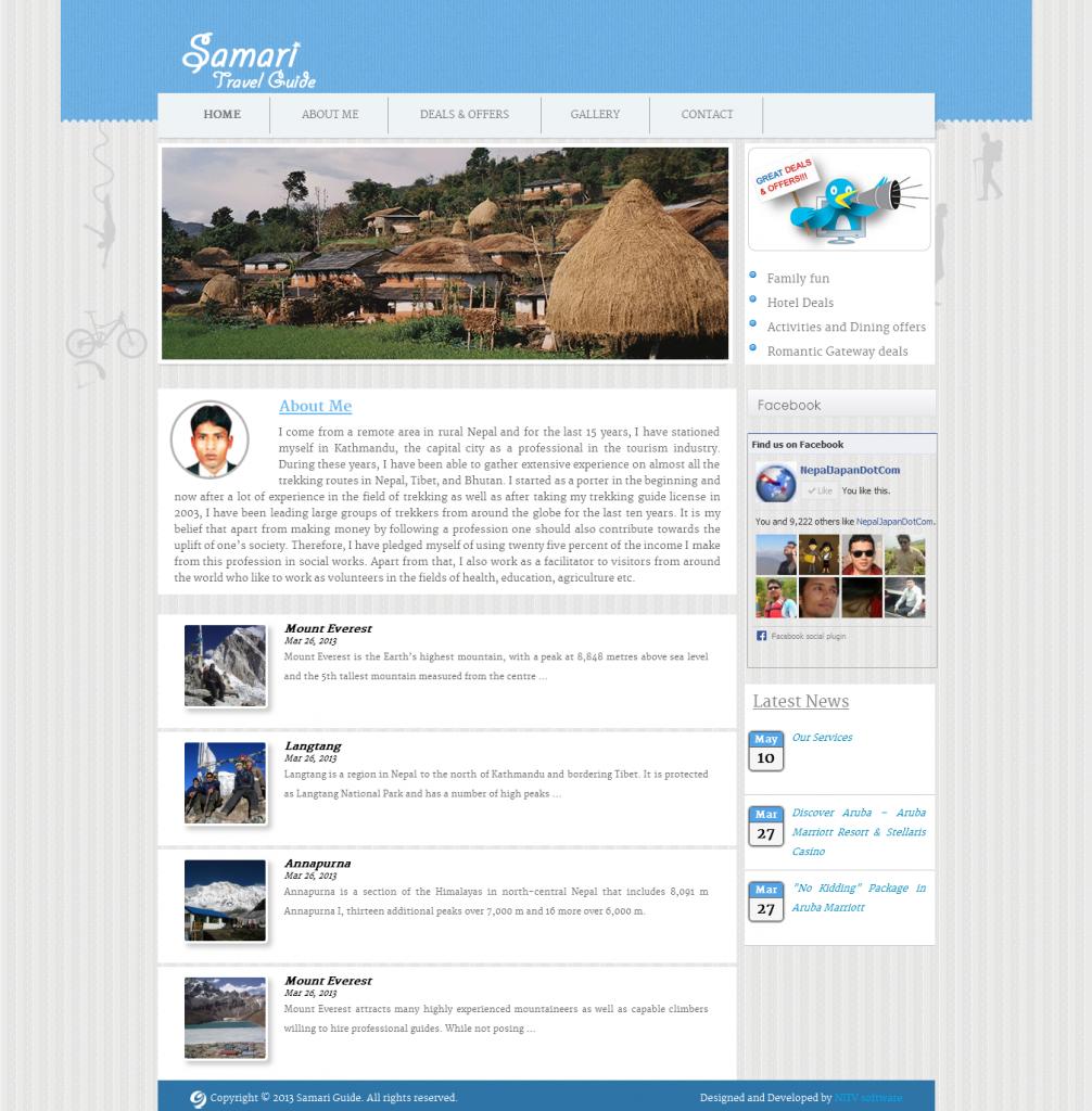 Samari Guide